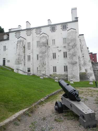 Claironyva Canada Québec artillerie