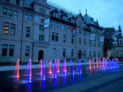Mairie de la ville de québec - Canada