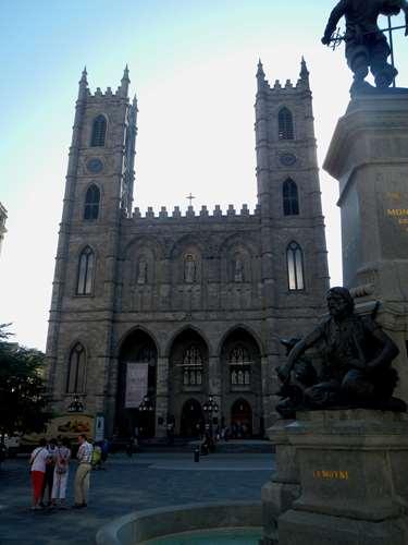 Canada Montréal Claironyva Vieux Montréal
