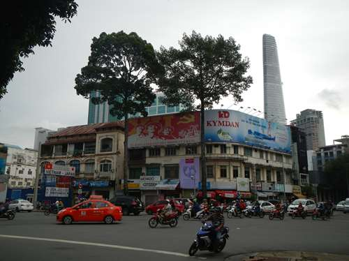 Claironyva Vietnam Ho Chi Minh Saigon