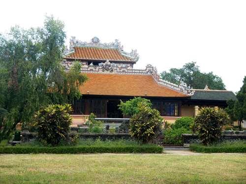 Cité impériale de Hue