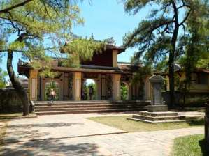 Pagode de Thien Mu, Hue