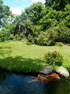 Jardin de la Pagode de Thien Mu, Hue