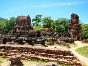 Site Cham de My Son - Vietnam