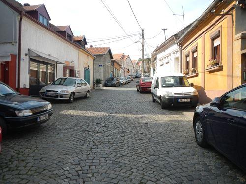 Claironyva Belgrade quartier Zemun
