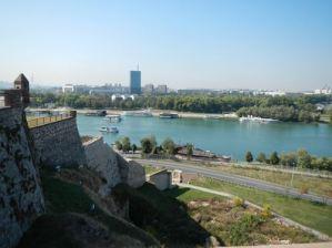 Claironyva Belgrade forteresse de Kalemegdan