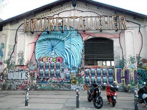 Berlin Claironyva Street Art