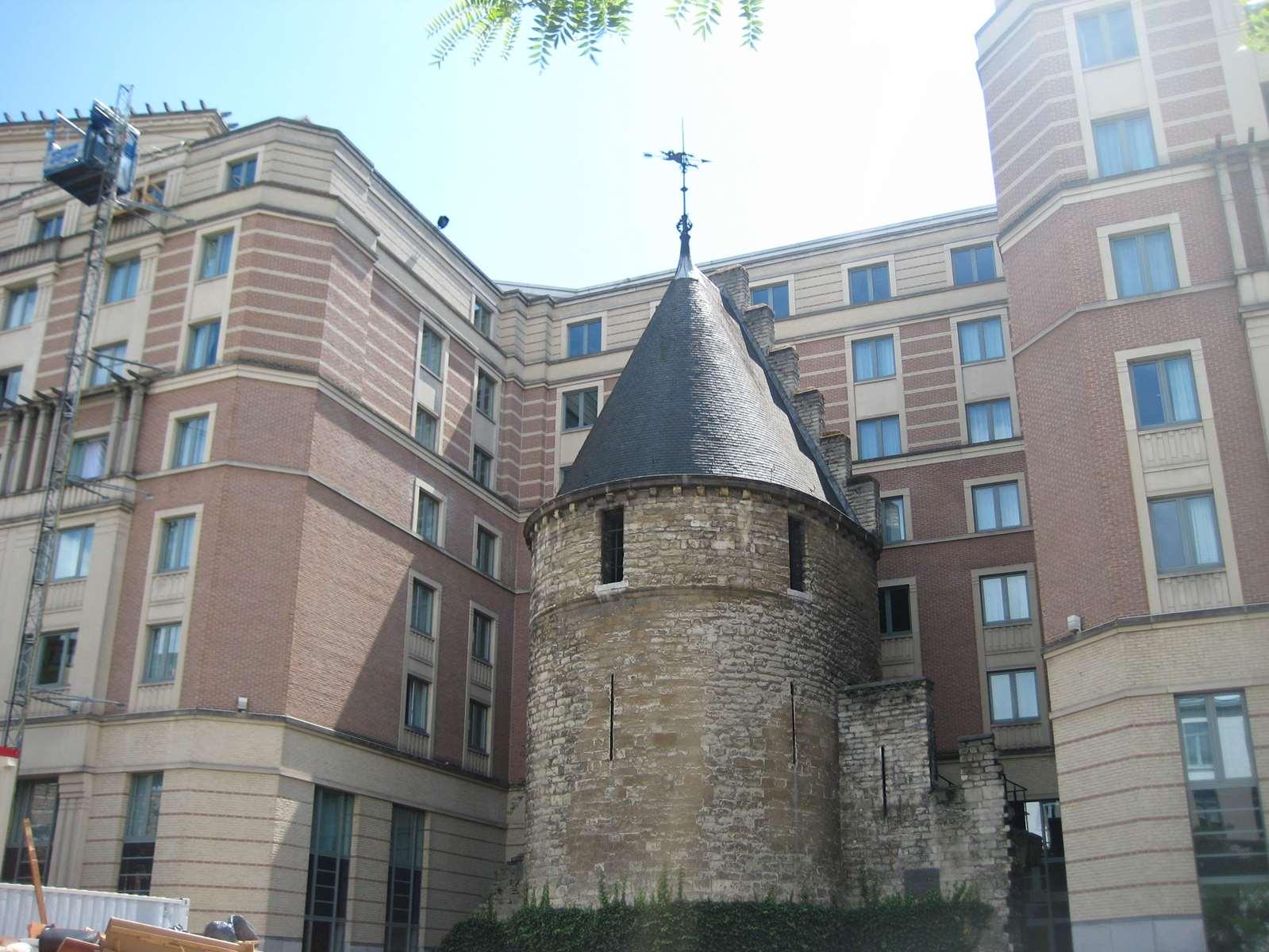 Claironyva Bruges Bruxelles (567)