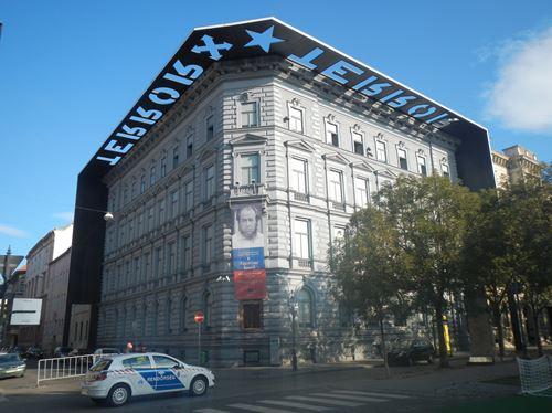 Budapest Musée de la Terreur