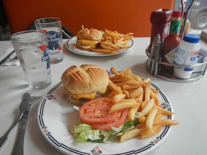New York - Pause dinner