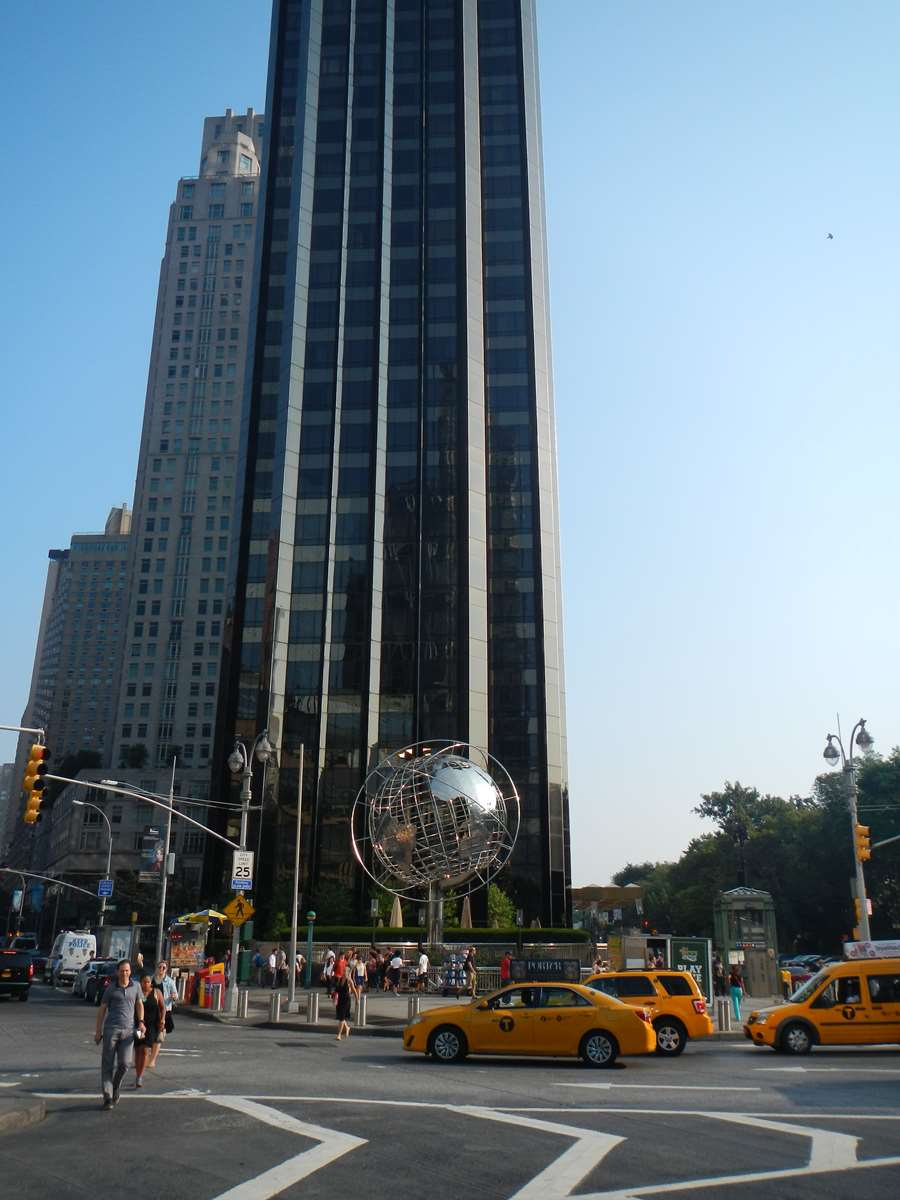 New York - Colombus Circle