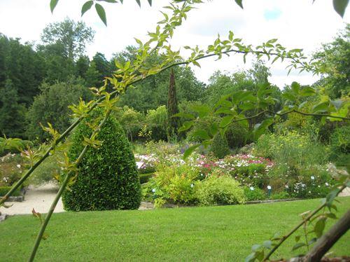 Jardins des Olfacties de Coex Vendée