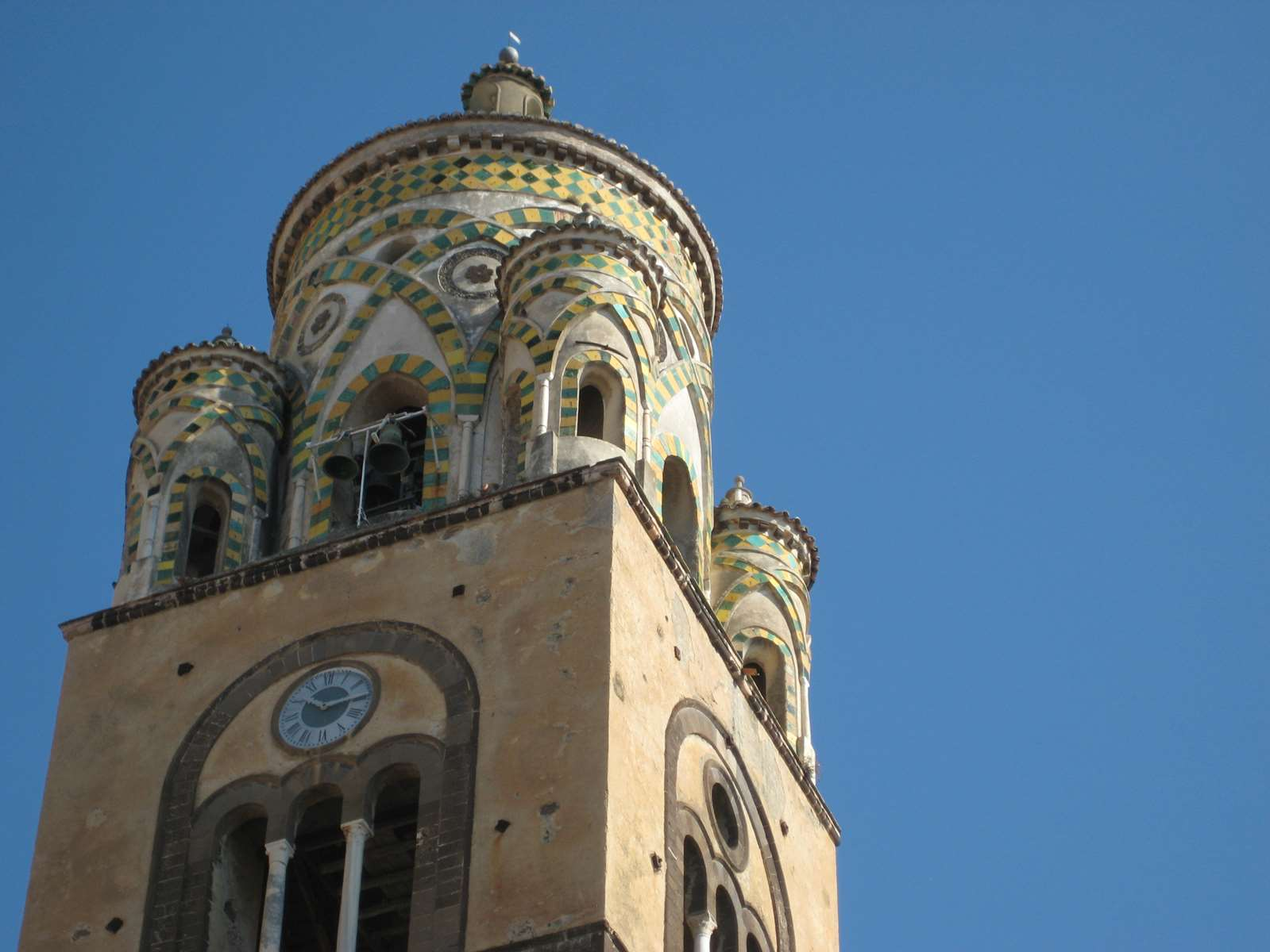 Italie-Amalfi