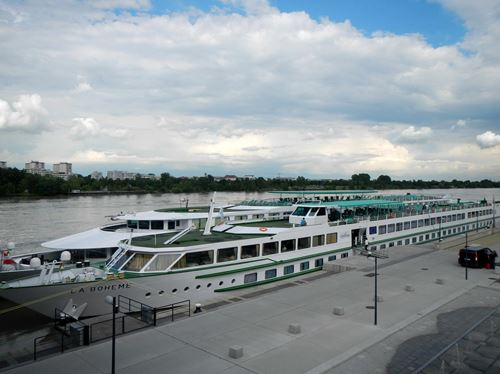 Vienne Danube Claironyva