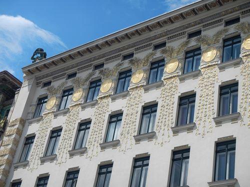 Vienne Claironyva Otto Wagner Art Nouveau Nashmarkt