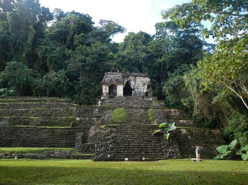 Palenque - site archéologique Claironyva