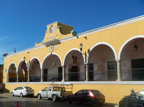 claironyva-mexique izamal