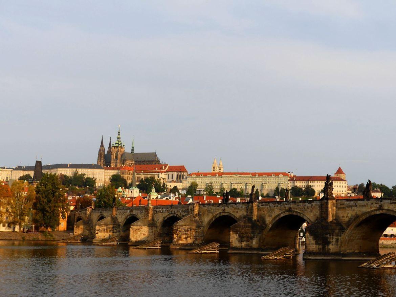Prague week end Claironyva Pont