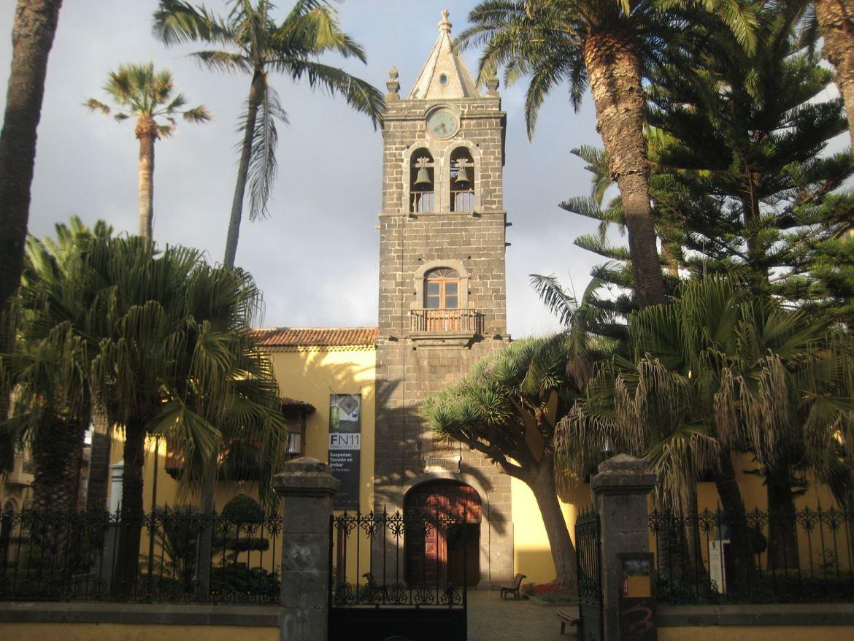 Tenerife San Cristobal de la Laguna Claironyva