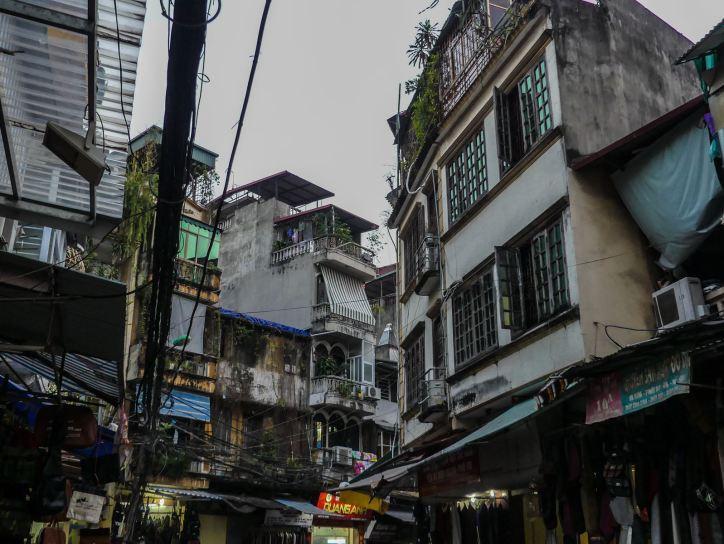 Claironyva Vietnam Hanoi rue de la bijouterie pour le change
