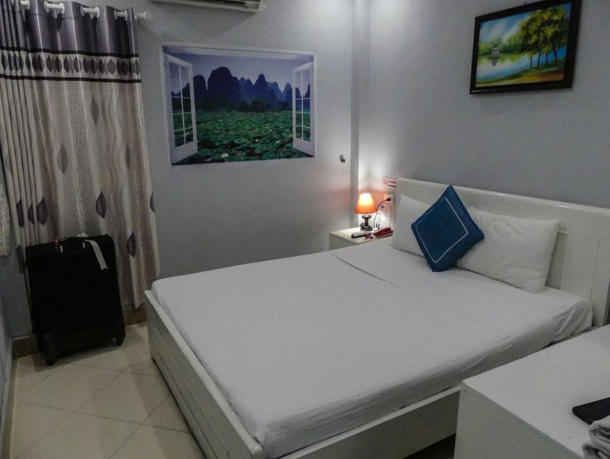 CLaironyva Vietnam Hanoï Hotel Hanoï Brother inn & Travel - Chambre