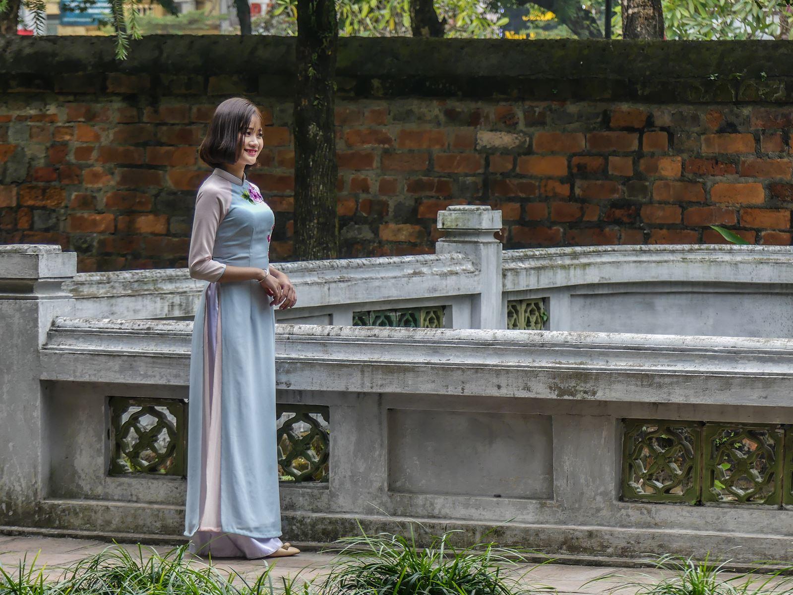 Claironyva Vietnam Hanoi Temple de la littérature