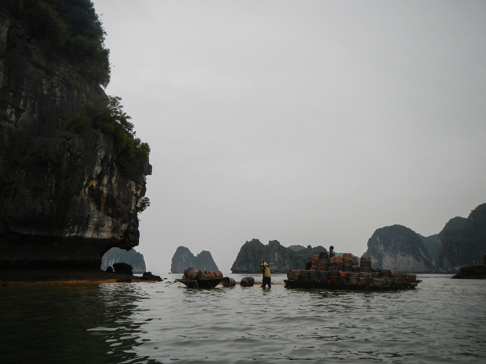 Claironyva Vietnam Baie d'Ha Long et Lan Ha