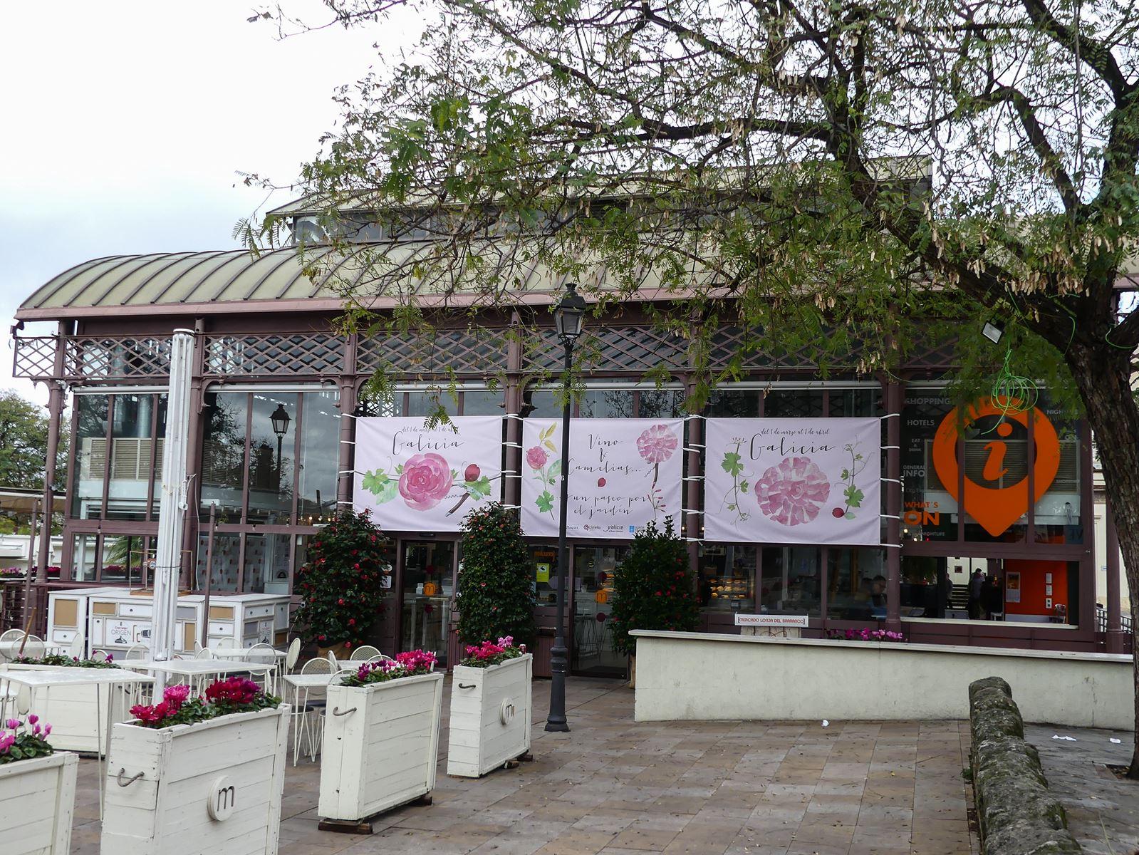 Claironyva - Séville - Mercado Lonja del Barranco