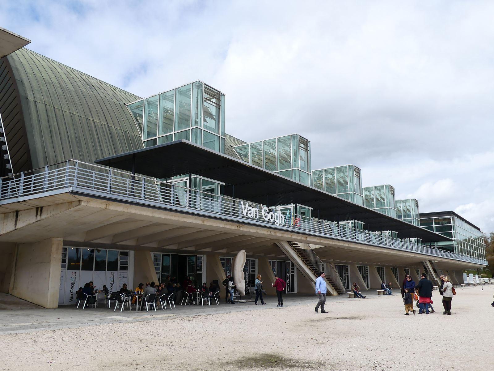 Claironyva - Séville - Pavillon de la Navigation