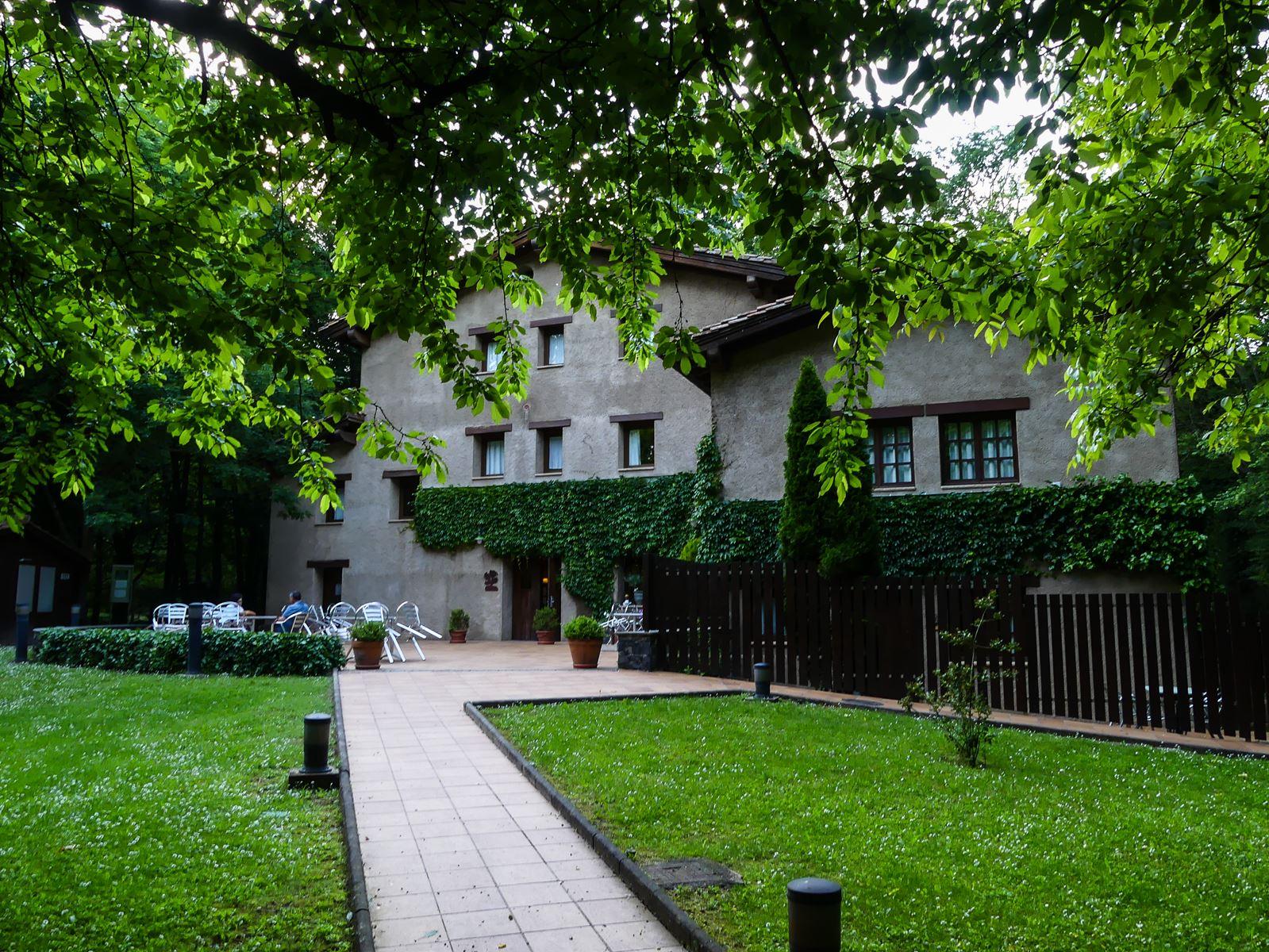 Claironyva Catalogne Garrotxa Olot Hotel Can Blanc