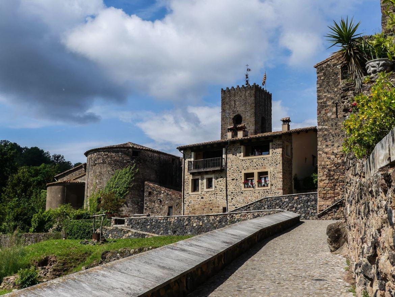 Claironya-Catalogne-Garrotxa Santa Pau