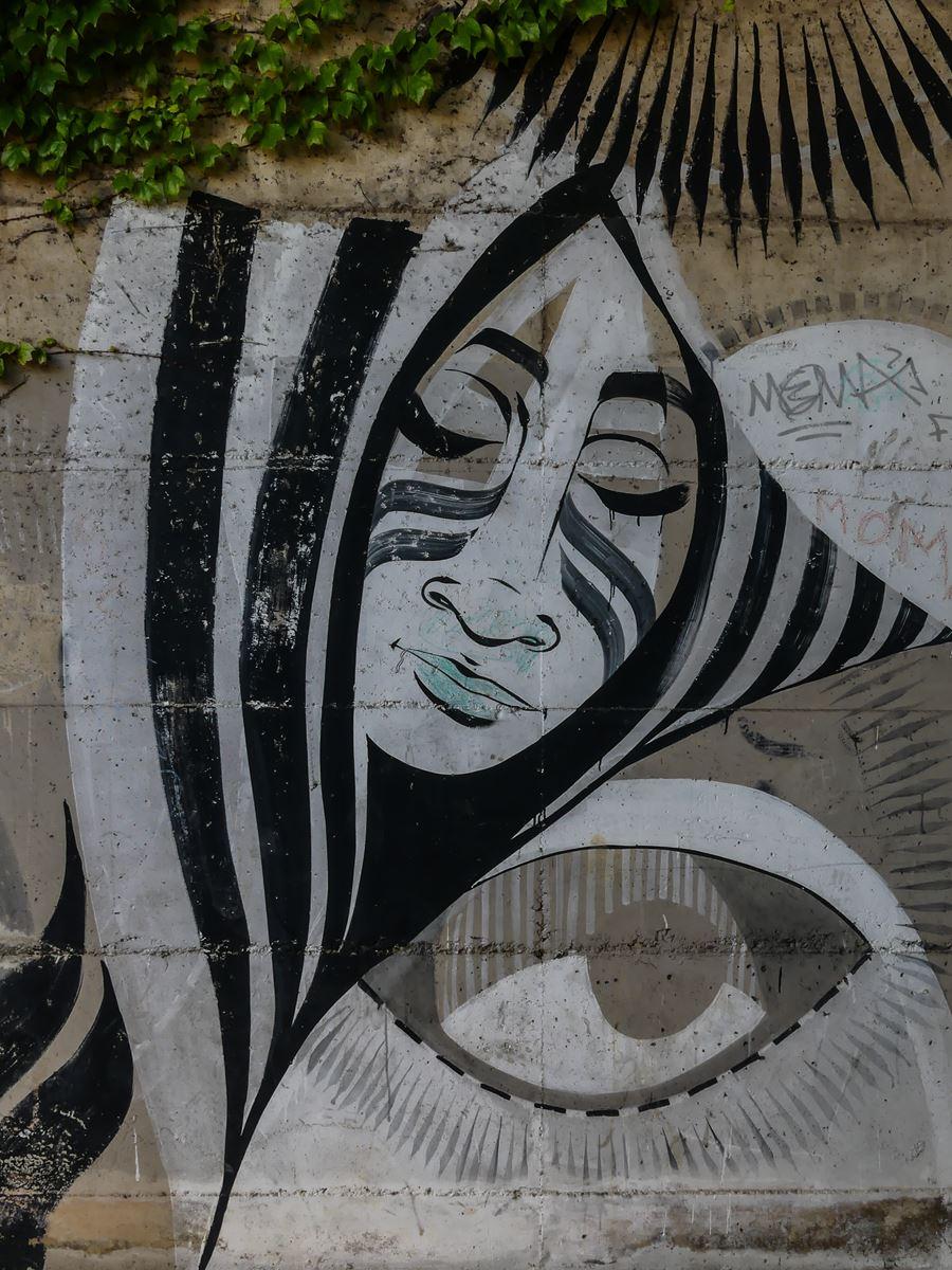 gerone claironyva week end- street art milestone project
