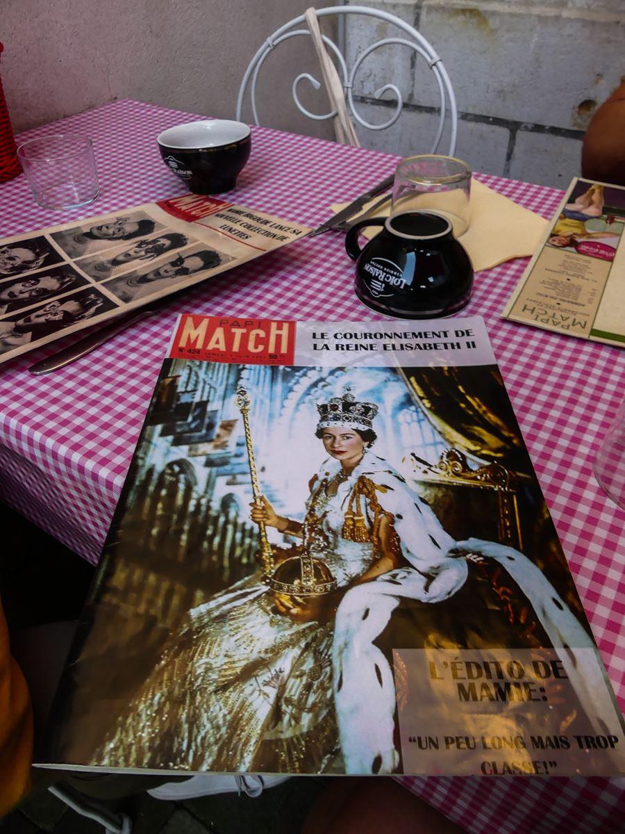 Claironyva Tours Restaurant Mamie Bigoude