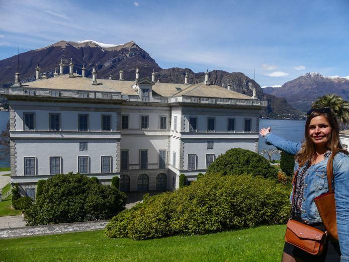 claironyva italie côme bellagio villa Melzi