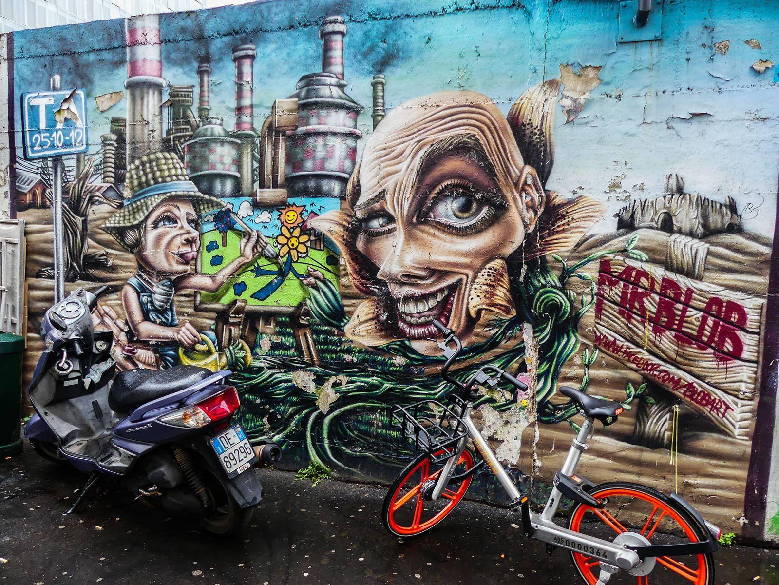 claironyva italie milan street art blob