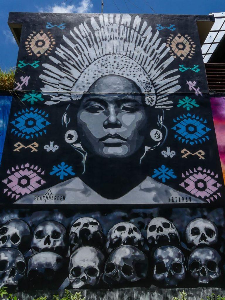 Canggu street art
