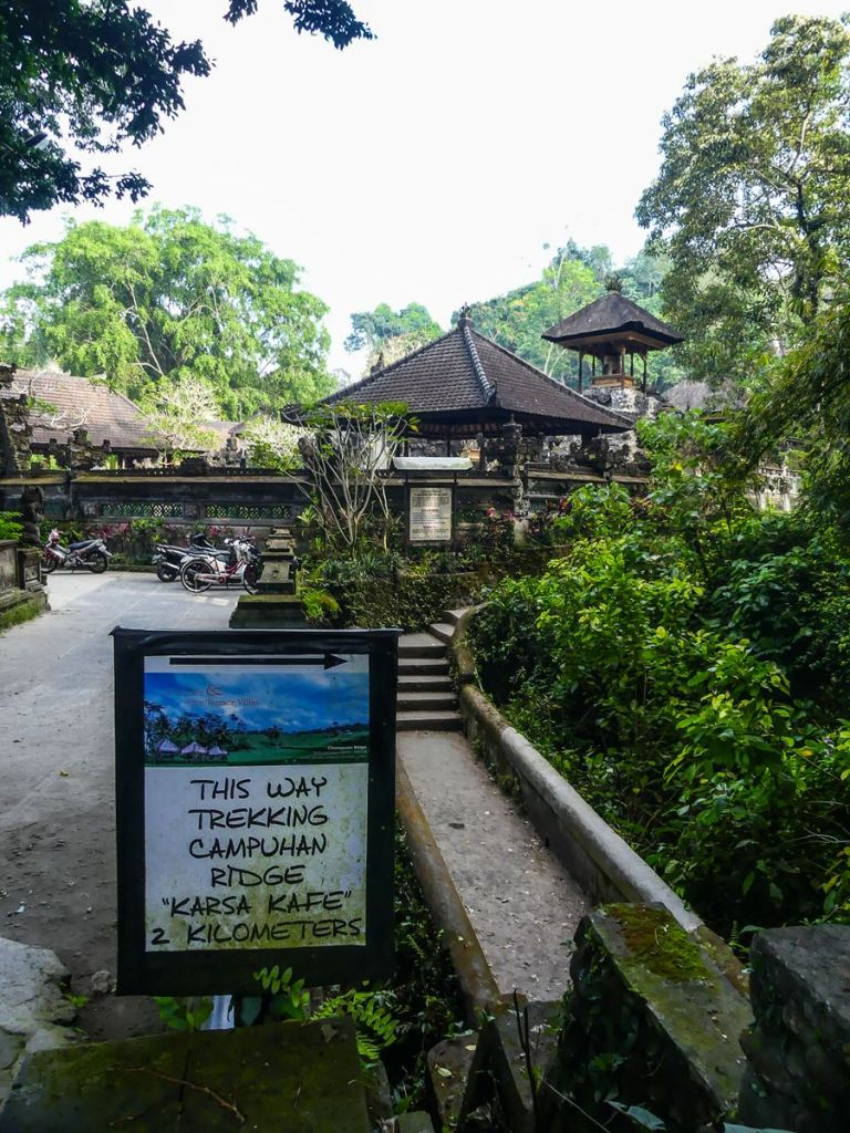 Ubud Campuan Ridge Walk