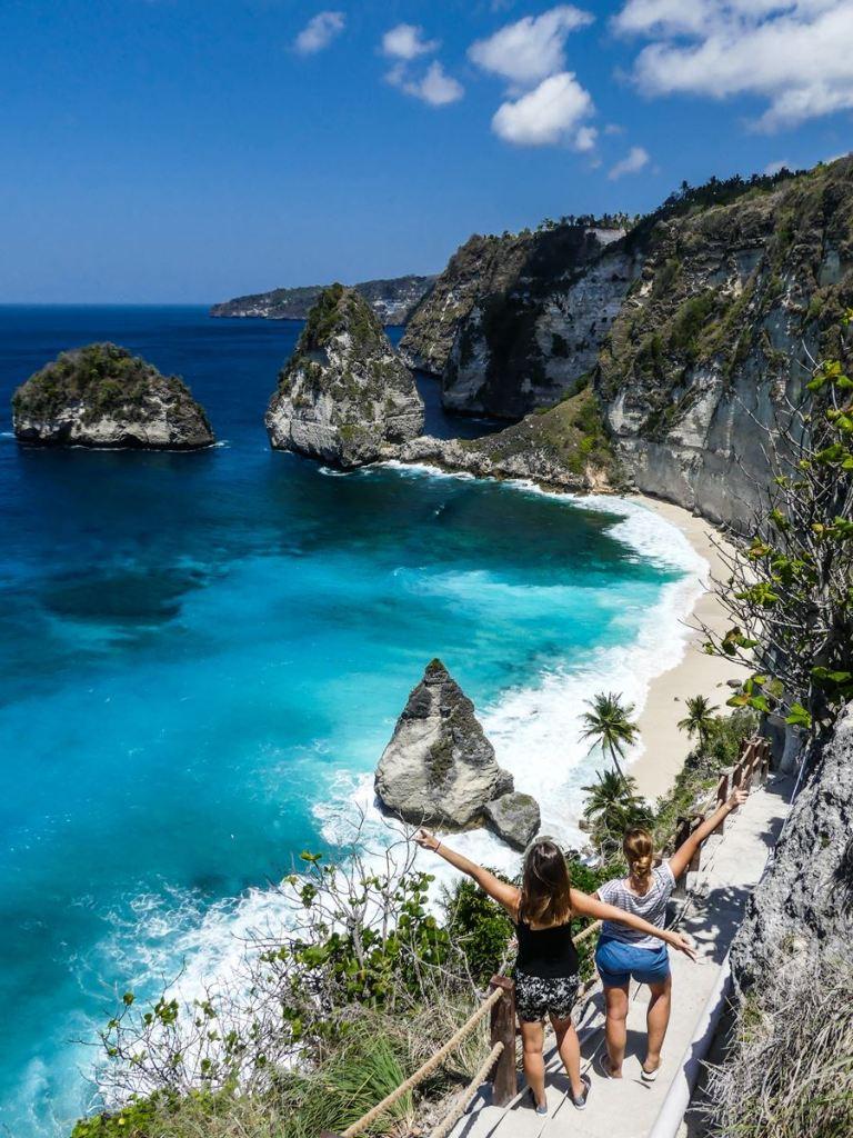 Nusa Penida Atuh Cliff