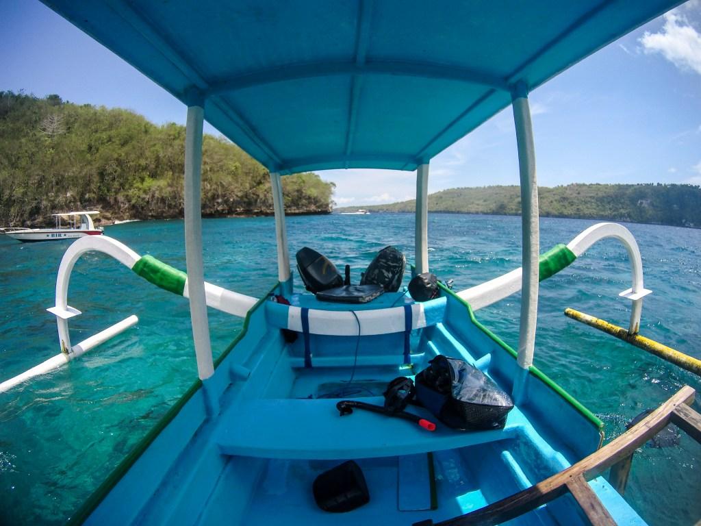 Nusa Penida Crystal Bay Snorkelling