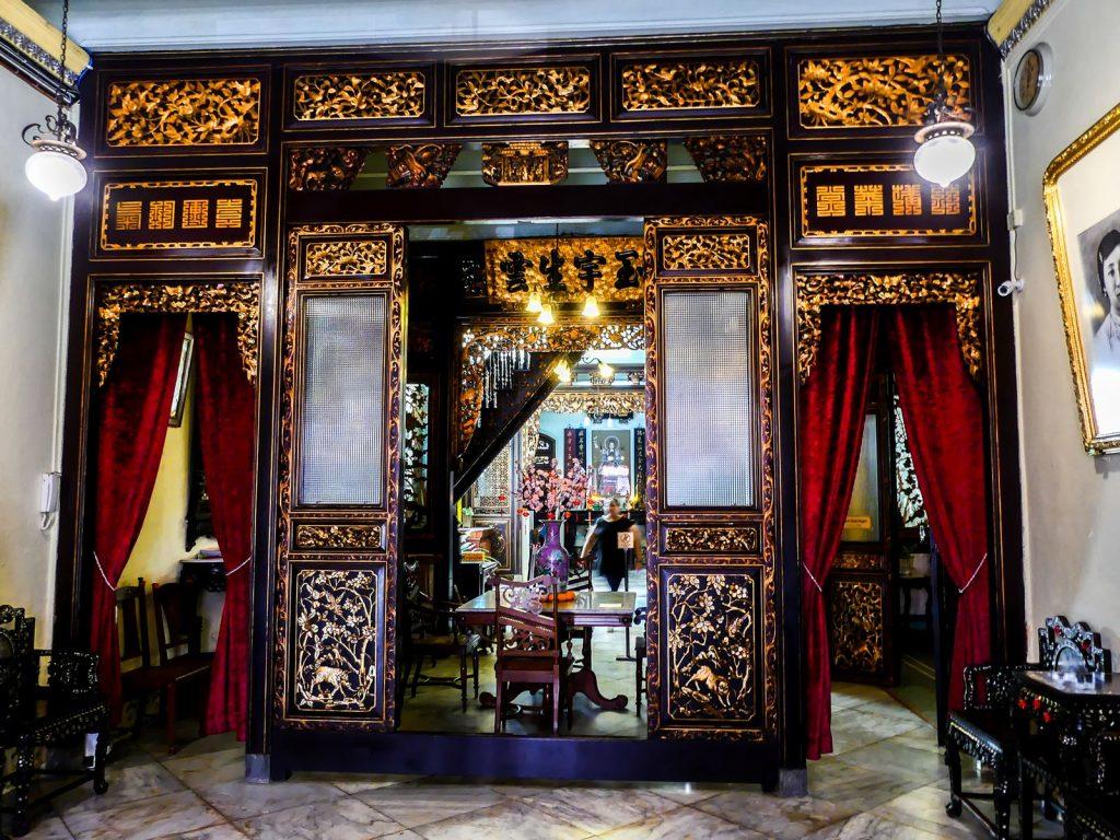 Melaka Maison de Baba et Nyonyo