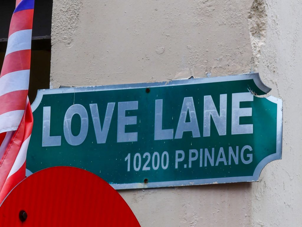 Love Lane Penang