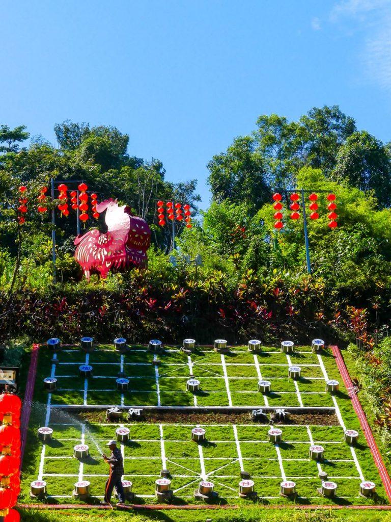 Kuala Lumpur Temple Thean Hou