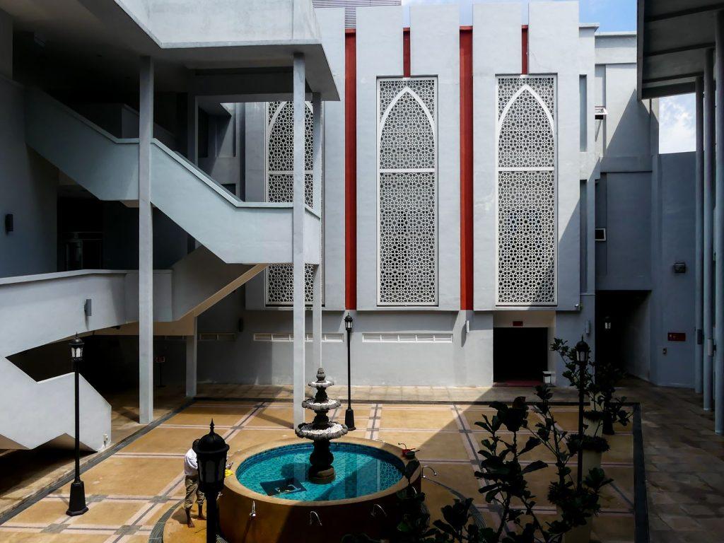 Kuala Lumpur - visite mosquée