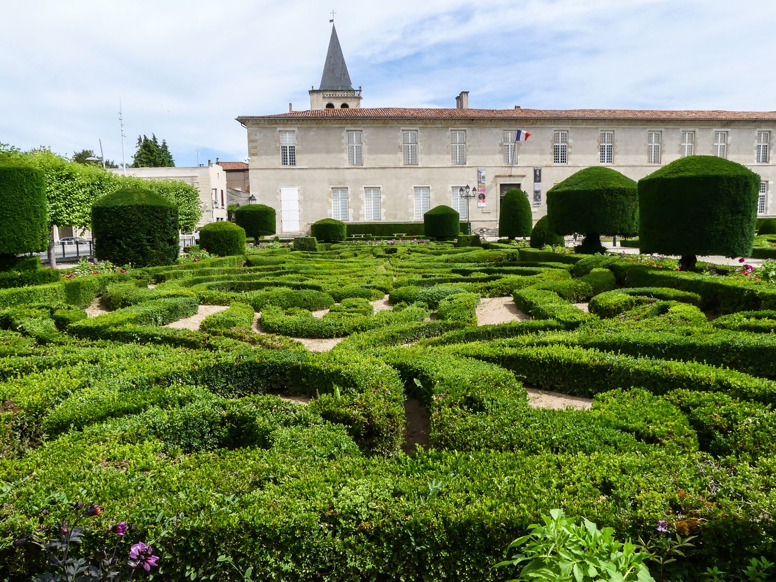 Castres Jardin Remarquable