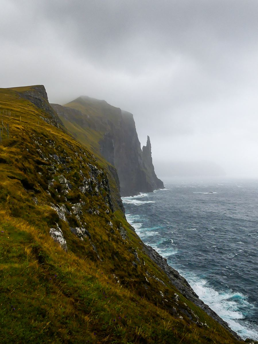 A voir aux Iles Feroe : le doigt de la sorcière