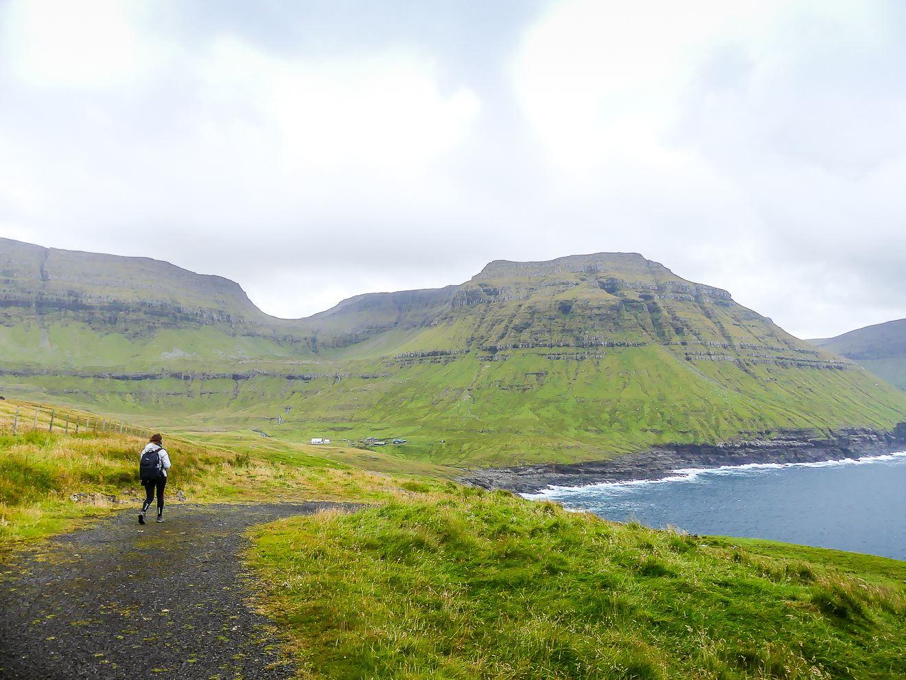 Randonnée Nordradalur - Iles Feroe