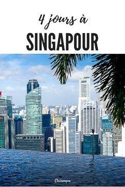 Singapour Pinterest