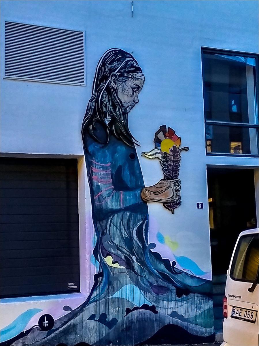 Street Art à Torshavn