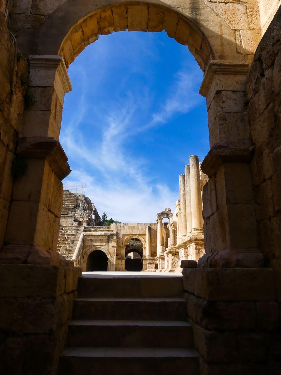 Jordanie : Jerash