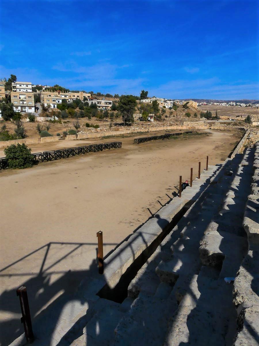 Jerash - hippodrome